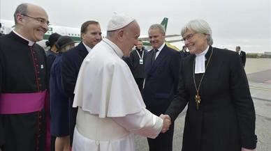 El Papa i els luterans firmen una declaració per afavorir l'acollida d'immigrants