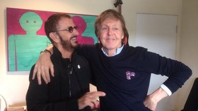 Ringo Starr i McCartney tornen a gravar junts