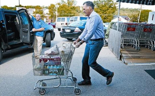 Romney afianza la recaudaci�n frente a Obama