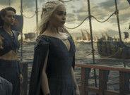 Daenerys Targaryen (Emilia Clarke), en el �ltimo episodio de la sexta temporada de 'Juego de tronos'