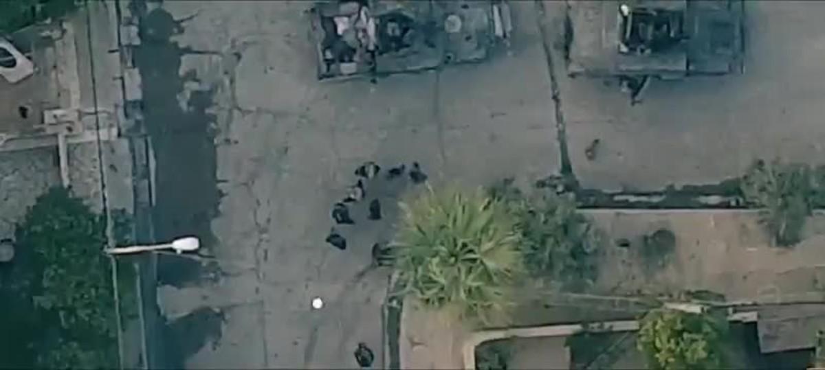 Un vídeo muestra lo que se temía: el Estado Islámico ya usa drones para lanzar explosivos