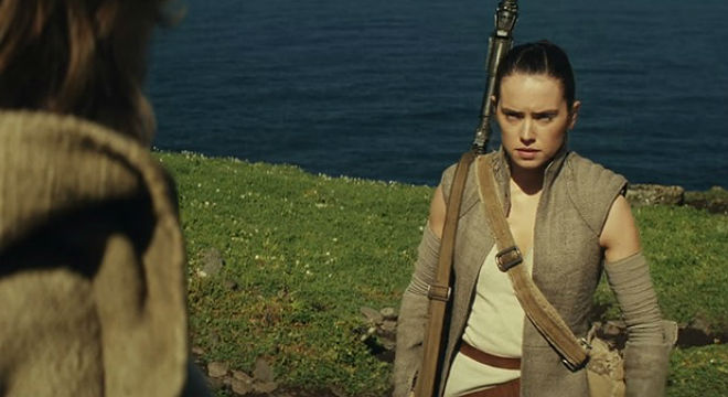 Imágenes del inicio del rodaje de 'Star Wars 8'.
