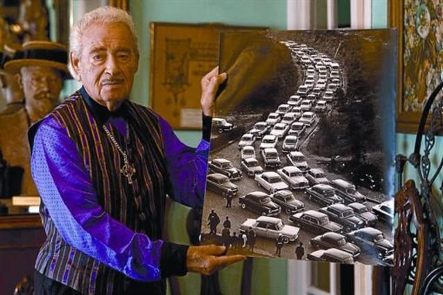 Eugeni Forcano, el fot�grafo de la �gente tal como es�