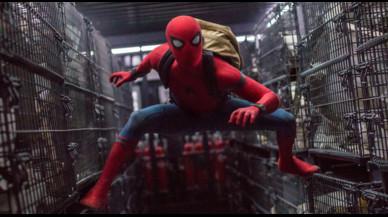 Un fotograma de 'Spider-Man: Homecoming'.