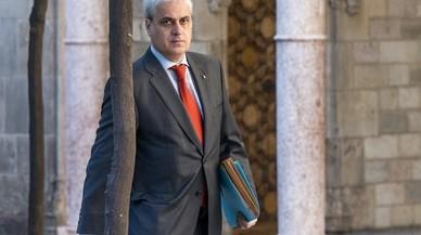 Unes anotacions vinculen l'exconseller Germà Gordó amb adjudicacions il·legals