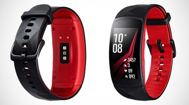 Llega la Gear Fit 2 Pro de Samsung, con GPS y facilidades para el deporte