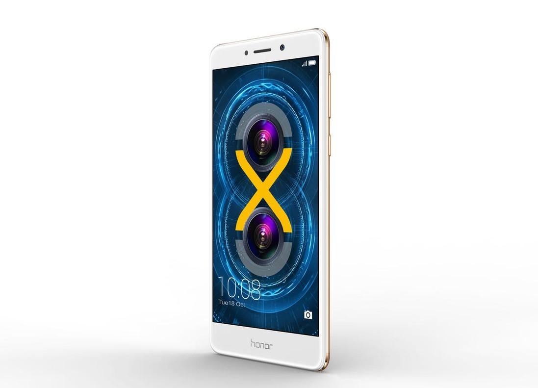Una versión prémium del 'smartphone' Honor 6X llega al mercado