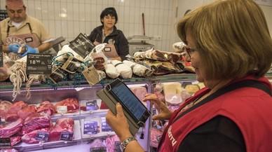 La rapidesa en les entregues anima la compra 'online' de producte fresc