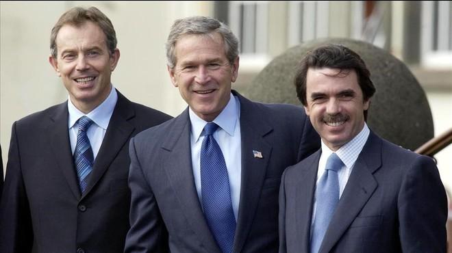 La fatídica cimera de les Açores que va precipitar la invasió de l'Iraq