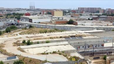 Barcelona avança sola a la Sagrera