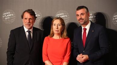 """Santi Vila: """"El Parlament no ha votado ningún tipo de declaración"""""""