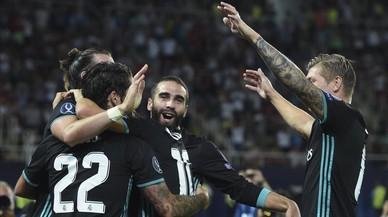 El Madrid también domina en la tele
