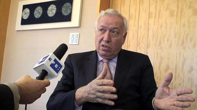 """Margallo dice que el """"ruido desproporcionado"""" del 'caso B�rcenas' perjudica a la marca Espa�a"""