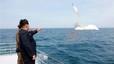 Kim Jong-un assisteix al llançament del primer míssil balístic submarí de Corea del Nord