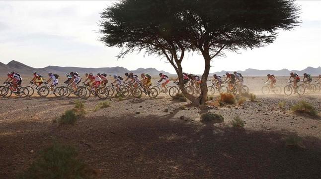 Un 'infiltrado' corrió dos etapas de la Titan Desert, en Marruecos