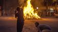 """La Generalitat alerta del """"còctel perillós"""" per Sant Joan pel risc d'incendis"""