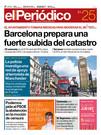 La portada de EL PERIÓDICO del 25 de mayo del 2017