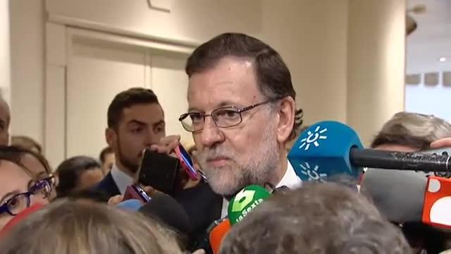 Rajoy corregeix C's i suggereix que no apujarà el sostre de despesa