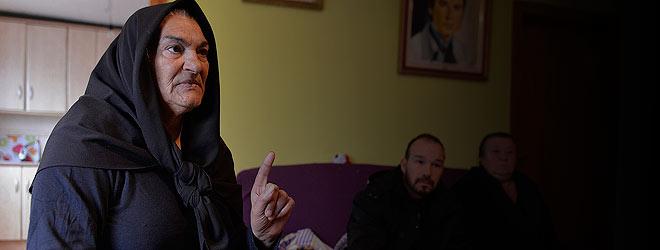 Ramona, durante la entrevista con EL PERI�DICO.