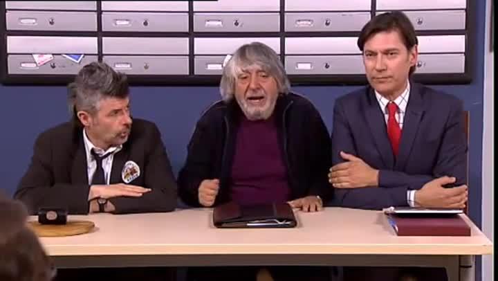 Refer�ndum sobre la independencia en 'La que se avecina'.