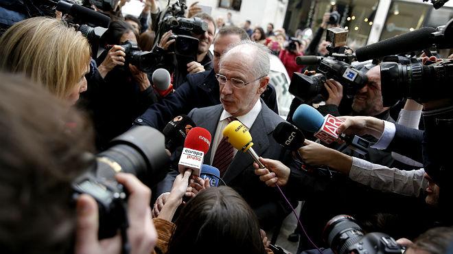 El patrimoni de Rato, sota la lupa d'Anticorrupció