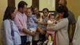 La Vall d'Hebron aconsegueix operar fetus amb espina bífida sense cirurgia oberta