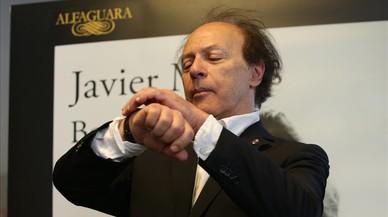 """Javier Marías: """"Tothom considera que pot escriure un llibre"""""""