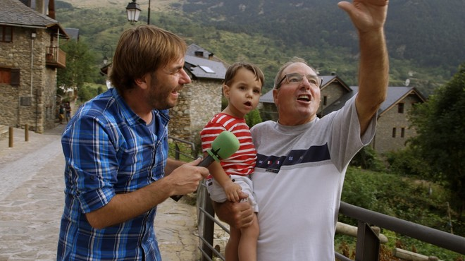 'El foraster' pot amb Bertín i Alejandro Sanz