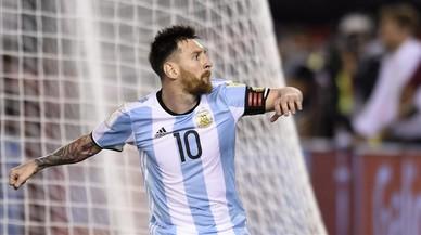 Una llastimosa Argentina es venja de Xile amb un dubtós penal