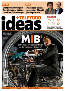 Will Smith, en la portada de 'Ideas+Teletodo'.