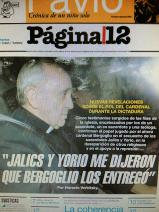 Quién es el nuevo Papa jesuita Jose Mario Bergoglio? 1363204351842