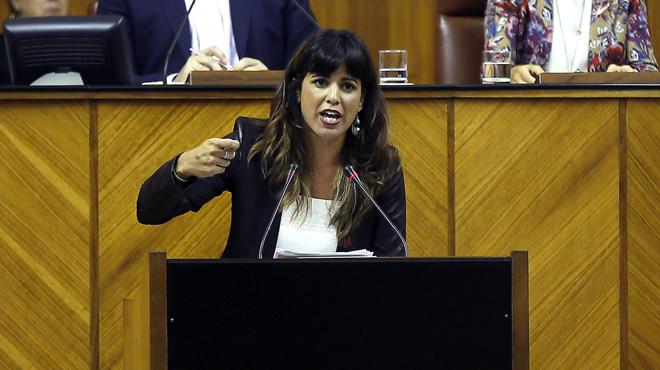 Declaraciones sobre el PSOE: Teresa Rodriguez