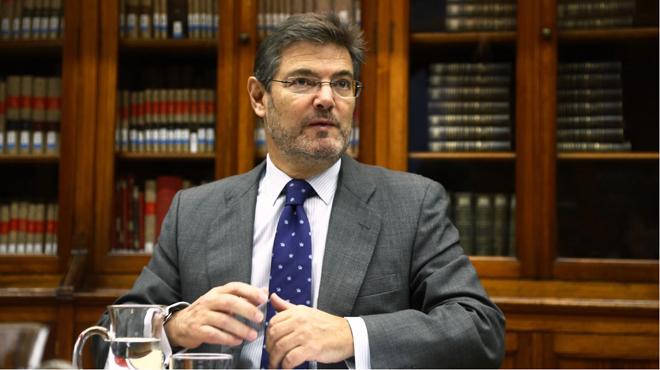 Catalá: Rajoy me llamó para darme ánimos y decirme que estas cosas pasan