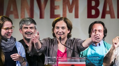 Dos anys de Colau com a alcaldessa: no tot es podia