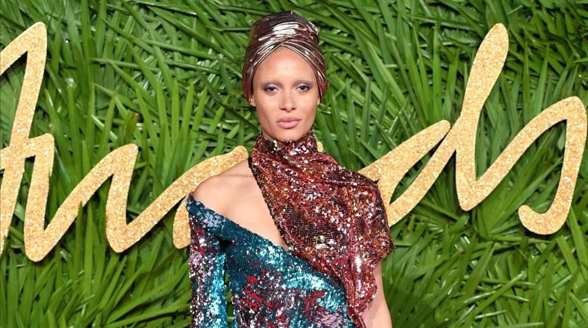 Así así fueron los premios de la moda británica
