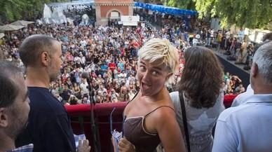 Un pregó feminista obre les festes de Gràcia