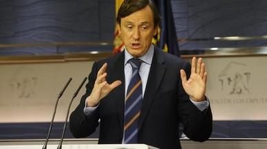 """Hernando insisteix a rebutjar l'article 155, però """"ho ha de decidir el Govern"""""""