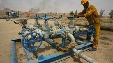 L'Exèrcit Iraquià pren el control de tots els pous petrolífers de Kirkuk