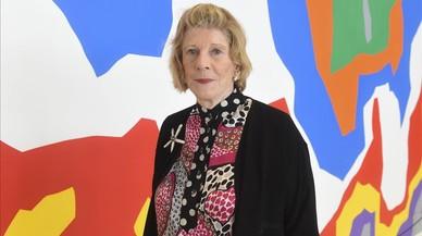 La presidenta emérita del Moma recuerda lo duro que fue la partida del 'Guernica'