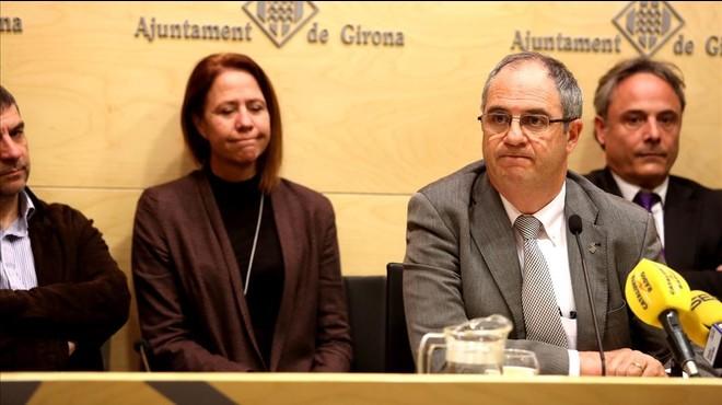 La dimisión del polémico Ballesta da paso a la sociovergencia en Girona