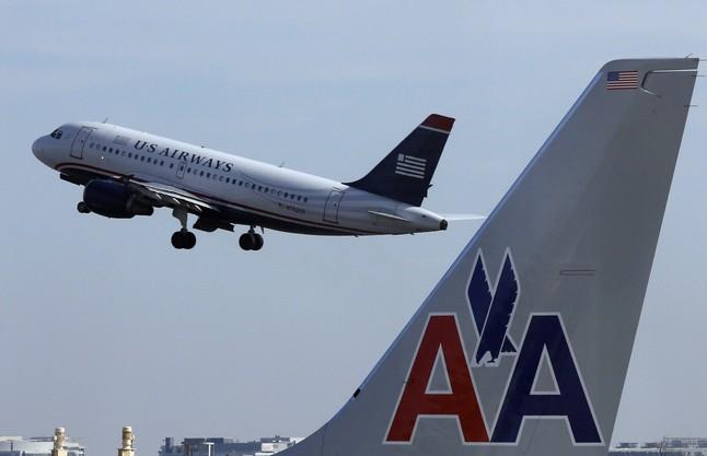 El juez de bancarrotas autoriza la fusi�n de American Airlines y US Airways