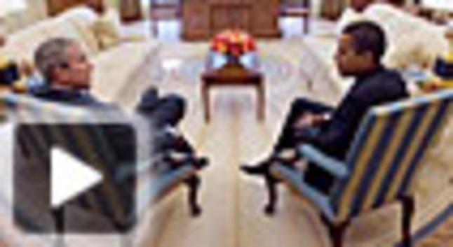 Matrimonio Simbolico Pdf : Obama pisa el despacho oval para hablar de la crisis con bush