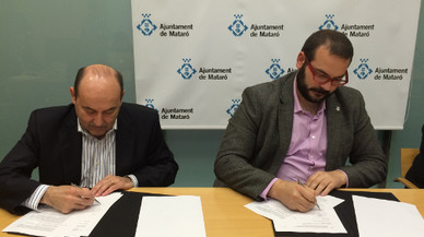 El govern de Mataró tira endavant els pressupostos amb els vots del PP i Ciutadans