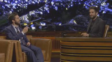 David Broncano entrevista David Broncano