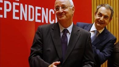 La gestora del PSOE es bolca en la rehabilitació de Zapatero
