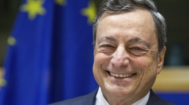 Draghi alerta del peligro de un euro fuerte