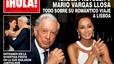 Els petons i les abraçades d'Isabel Preysler i Vargas Llosa