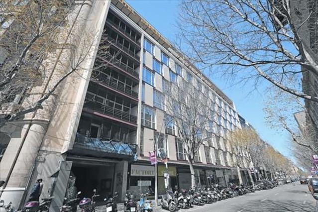Un hotel me conectar con la mayor tienda del grupo zara - Calle casp barcelona ...