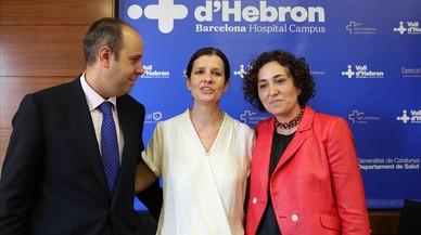 Vall d'Hebron ha salvado el embarazo a 50 mujeres con cáncer de mama