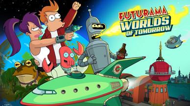 Las mejores aplicaciones de la semana: Futurama: Worlds of Tomorrow y Vivavideo
